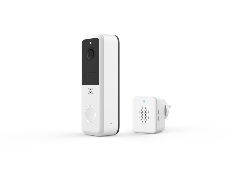 Smart Wireless Battery Doorbell Camera