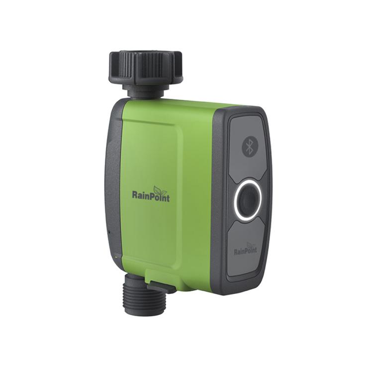 Bluetooth Controlled Smart Irrigation Timer