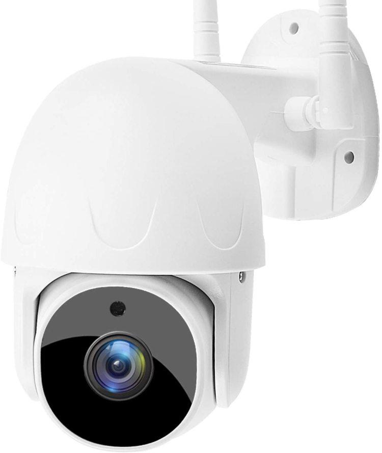Wifi TUYA CAMERA Smart Cloud 1080P PTZ IP Outdoor Camera Auto Tracking Google Home Alexa Surveillance CCTV Security Cam
