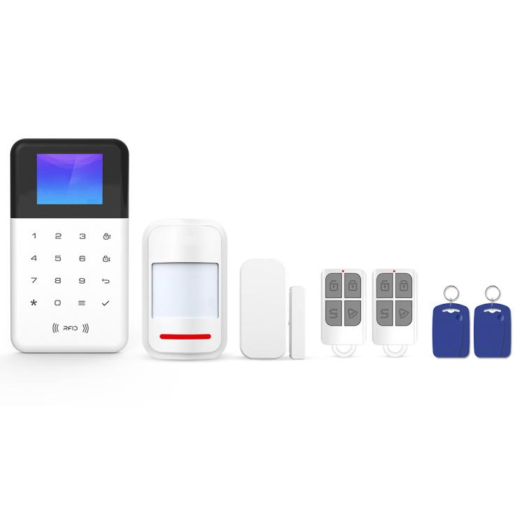 Wi-Fi/GSM RF Smart Home Security Intruder Alarm System Kit