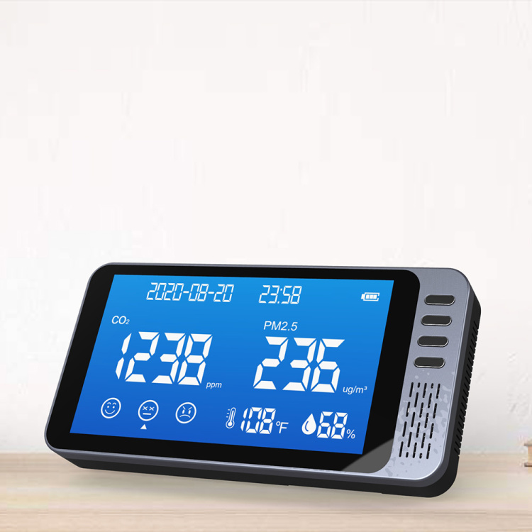 Dienmern factory new product for CO2 tester wall mounted