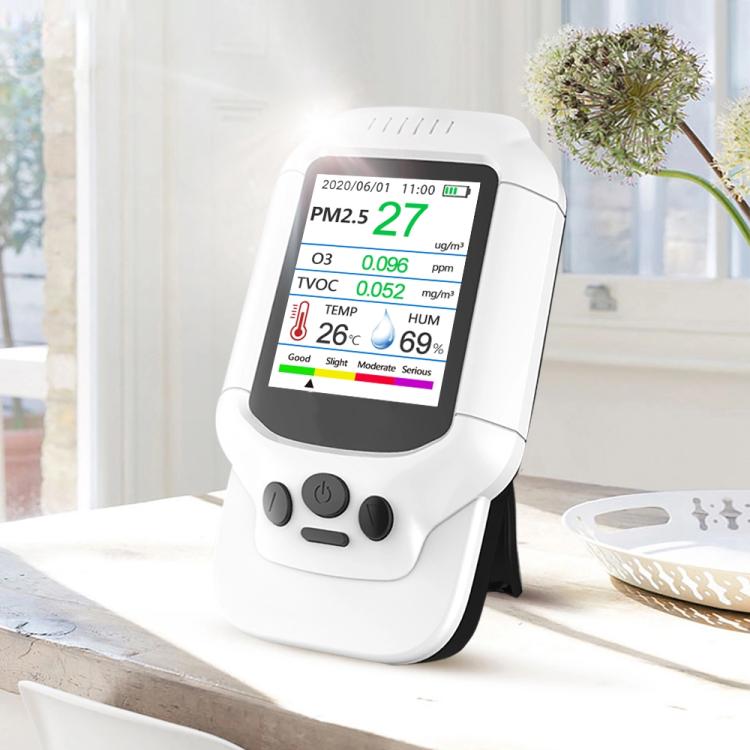 Portable O3 Ozone Detector PM2.5 Tester