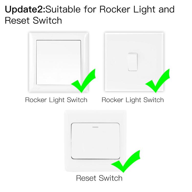 2Gang Zigbee3.0 Smart Switch Module With RF433 Function