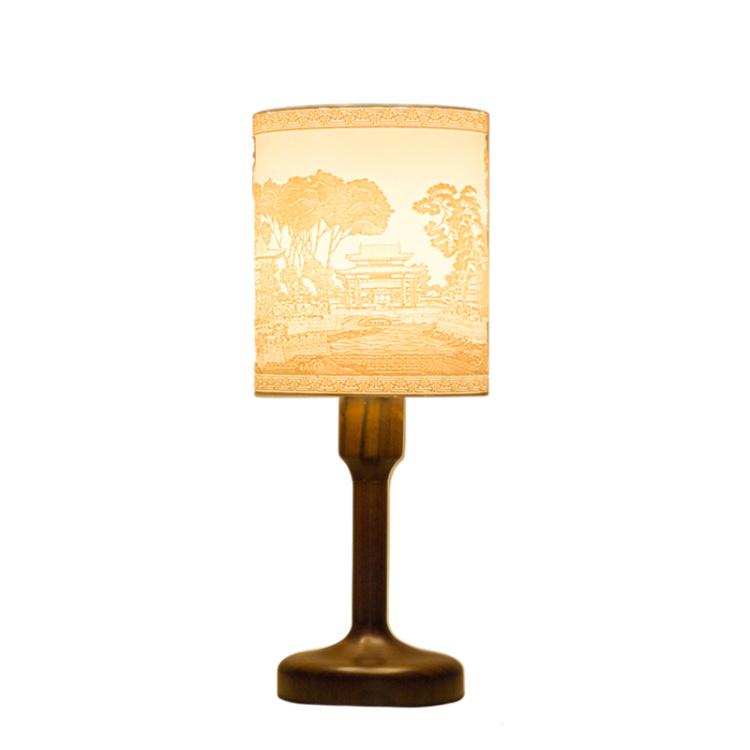 3D Print Emboss Table Lamp