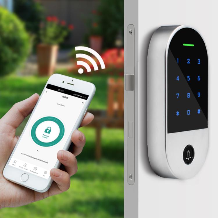 Metal Housing Bluetooth Keypad Access Control with 125KHZ RFID Card Reader