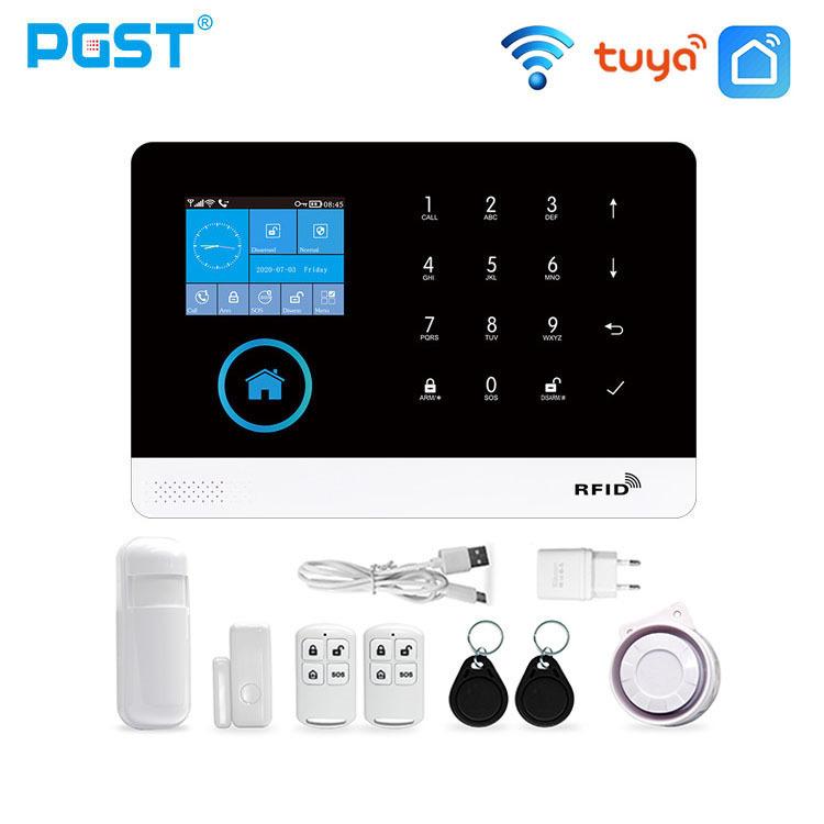 WIFI TUYA GSM Alarm System