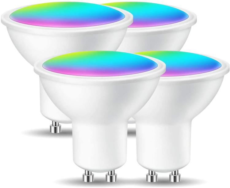 Wi-Fi Smart Bulb GU10