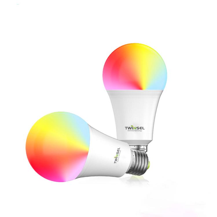 Smart Bulb A60E27 RGBCW 9W