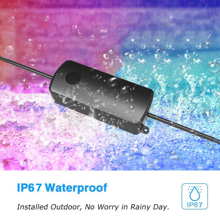Smart Waterproof LED Strip Controller