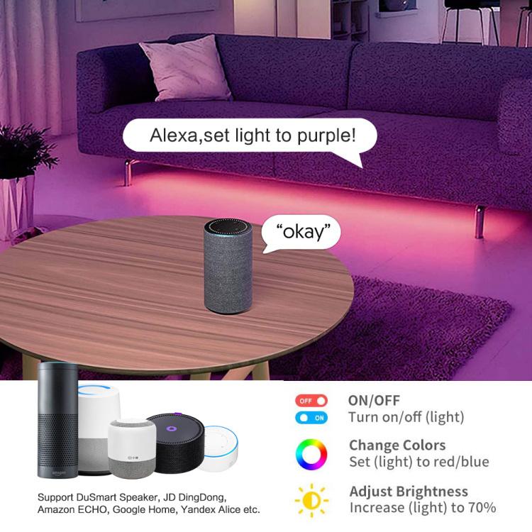 Smart WIFI Waterproof LED Strip Controller(C4)