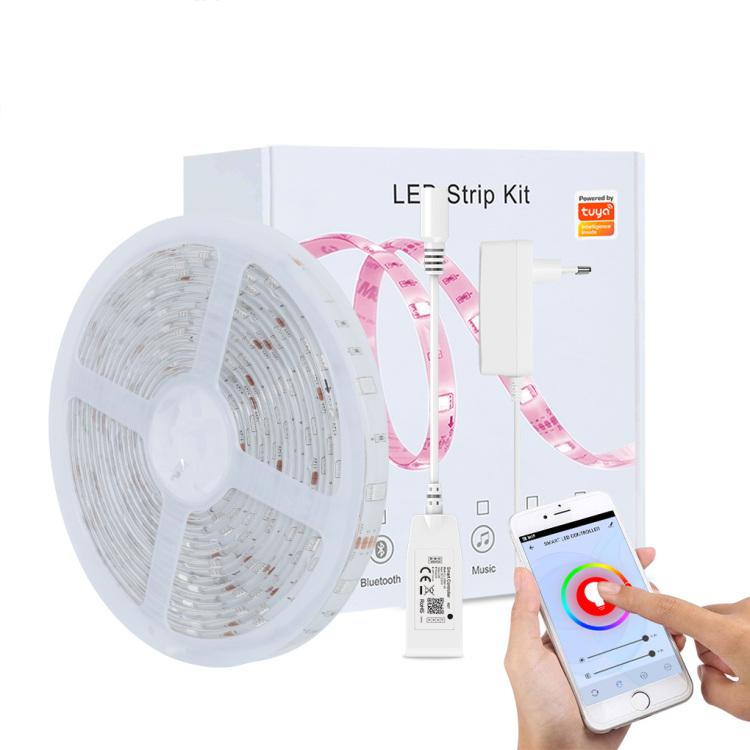 Smart Wi-Fi Bluetooth LED Strip Light
