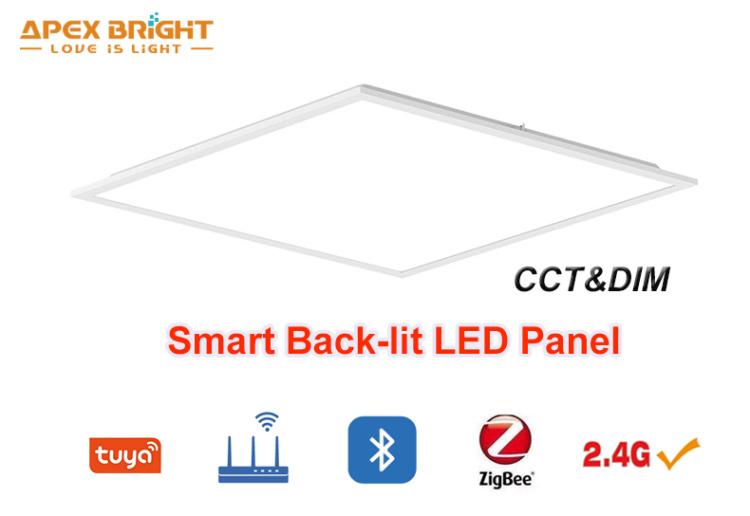 Smart 2x2 Back-Lit LED Panel 40W