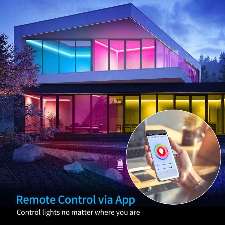 Smart Bluetooth Waterproof LED Strip Controller