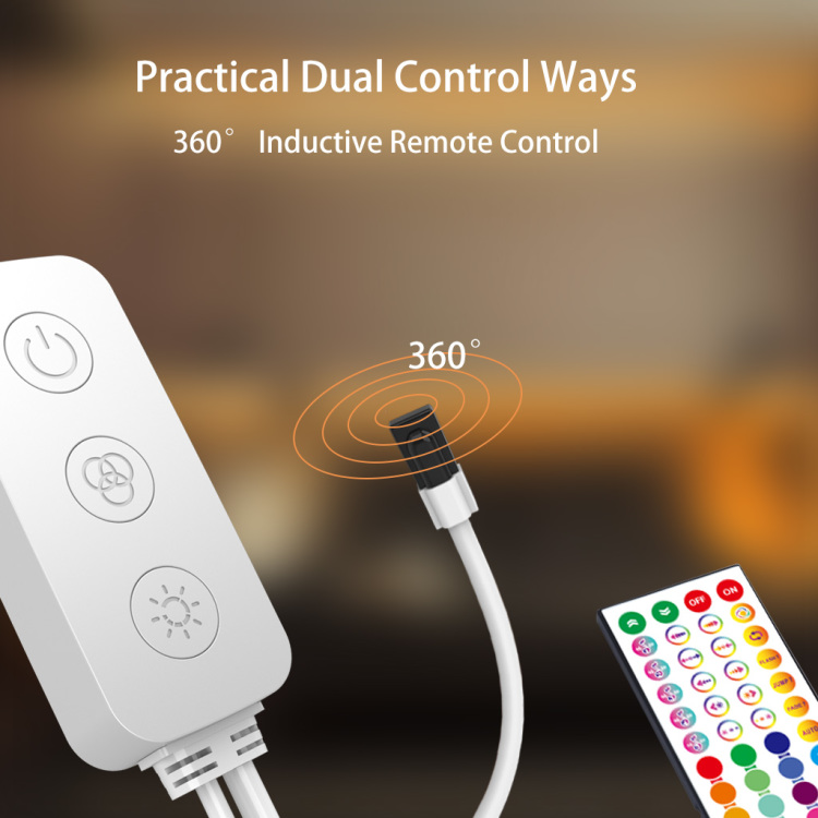 Music digital LED Strip Controller
