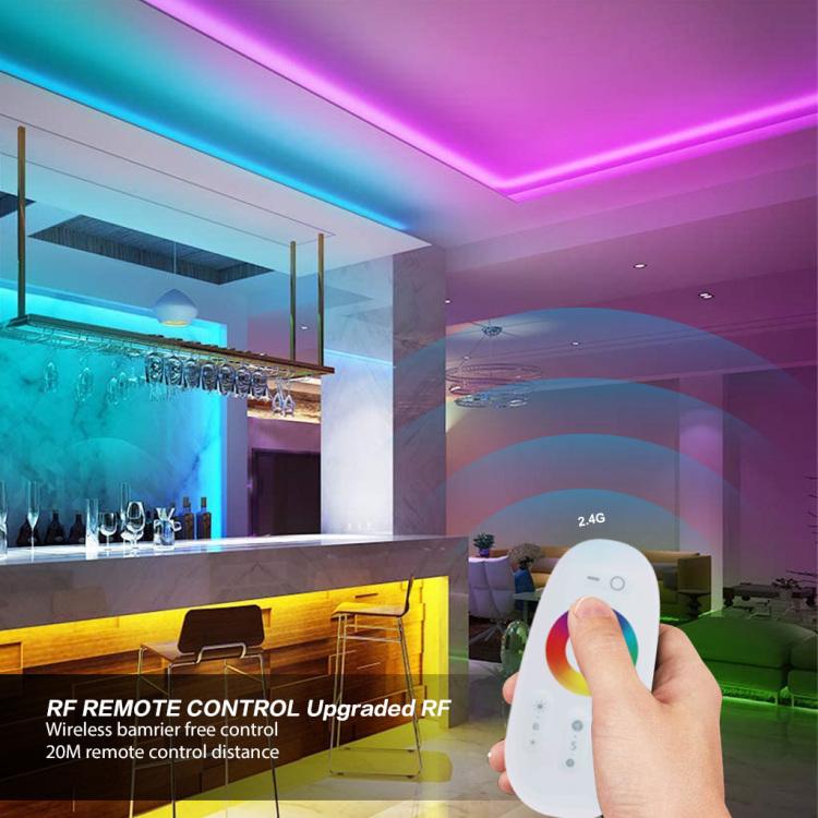 Smart RF 2.4G LED Strip Controller(C1)