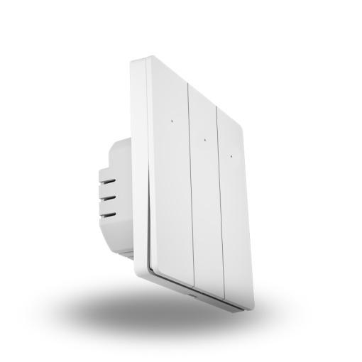 3 Gang Smart Life Push Button Smart Switch Wi-Fi