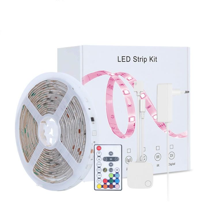Smart RF Digital LED Strip Light Kit