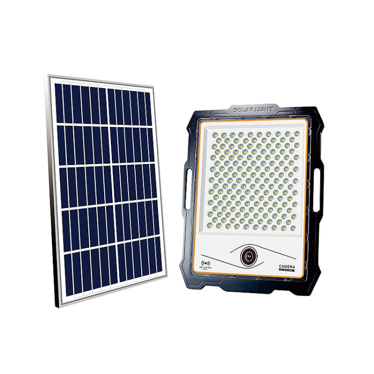 Unistone 2MP Wireless 400W Solar Light  WIFI Camera