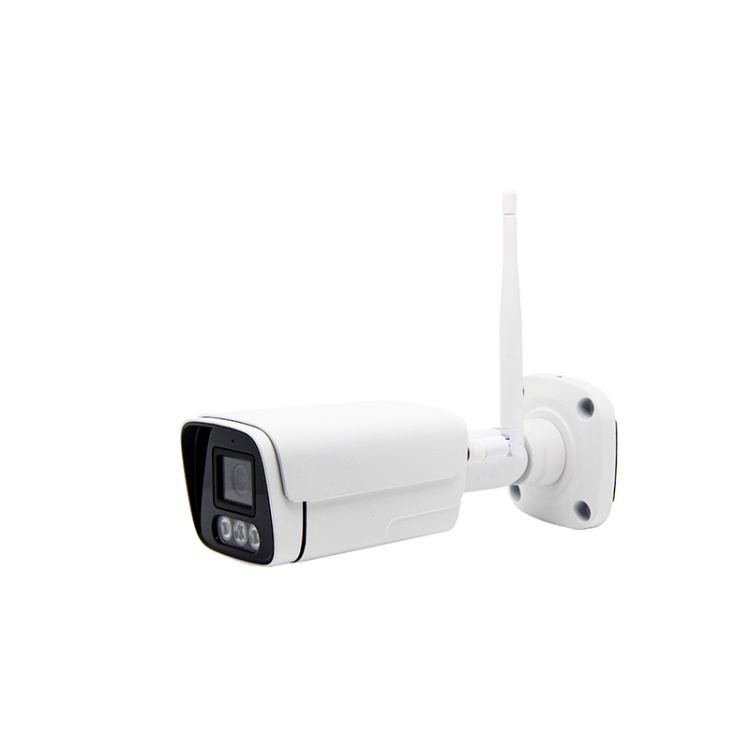 Wireless Smart 3MP Outdoor Wi-Fi AI Alarm Camera