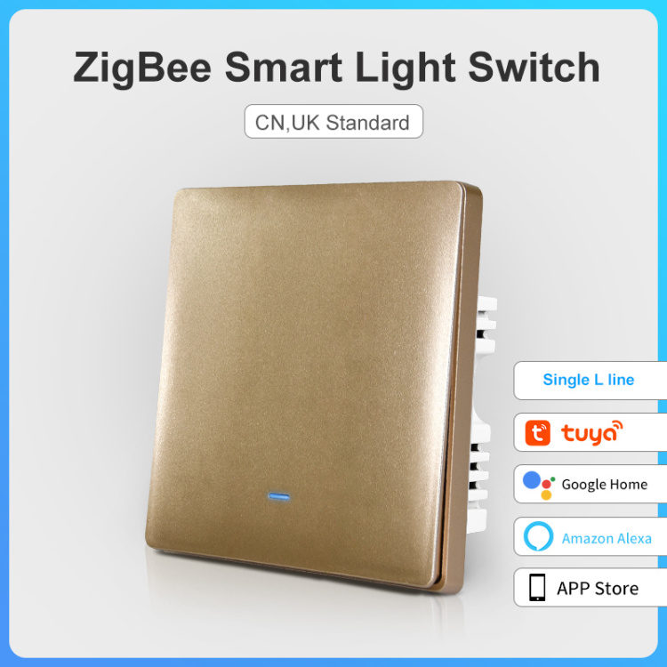 Zigbee Smart Lighting Controller 1 Gang