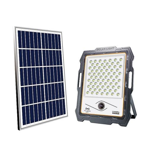 Unistone 200W Wireless Solar Light 2MP WIFI Camera
