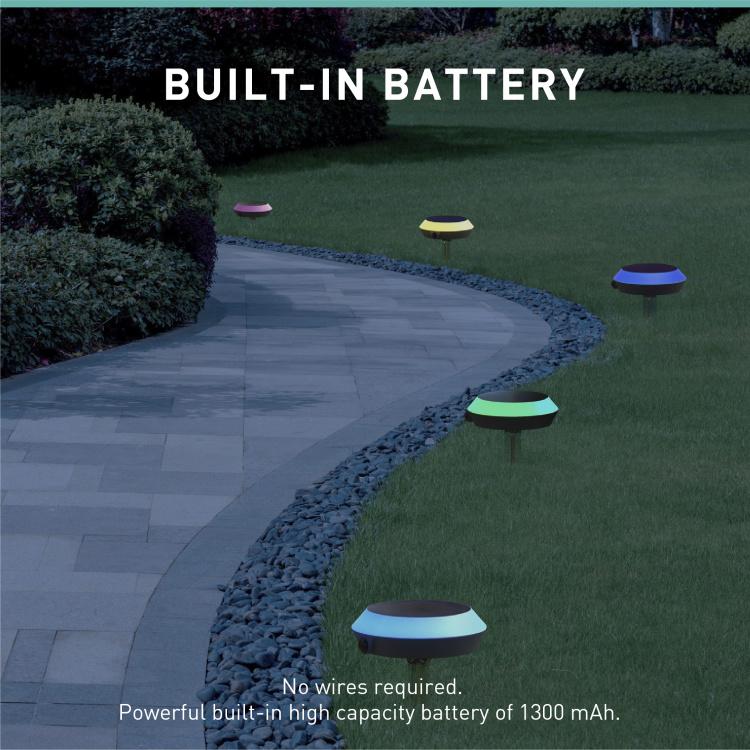 Smart Solar Garden Light