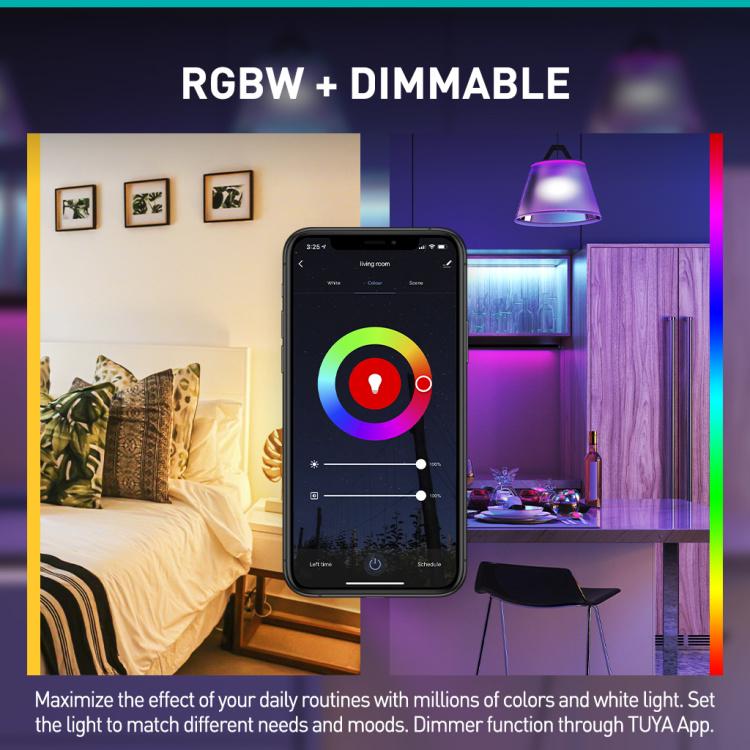 SMART LED STRIP RGB+W Wi-Fi +Bluetooth