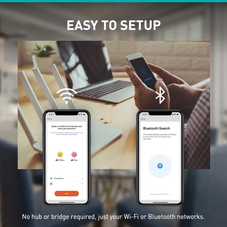 Smart Wi-Fi IR Remote Controller