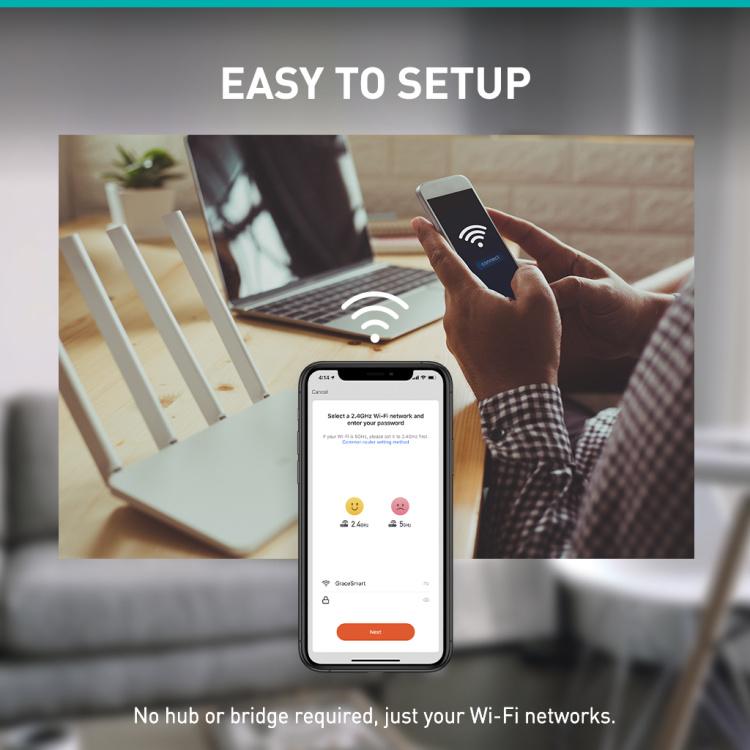SMART LED STRIP RGB+CCT Wi-Fi +Bluetooth