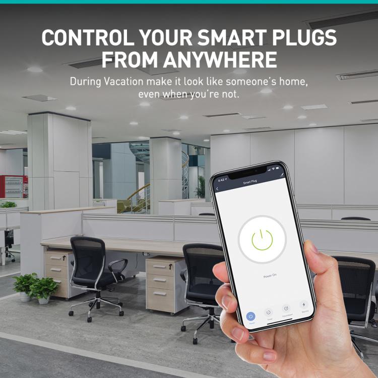 EU Smart Plug Wi-Fi