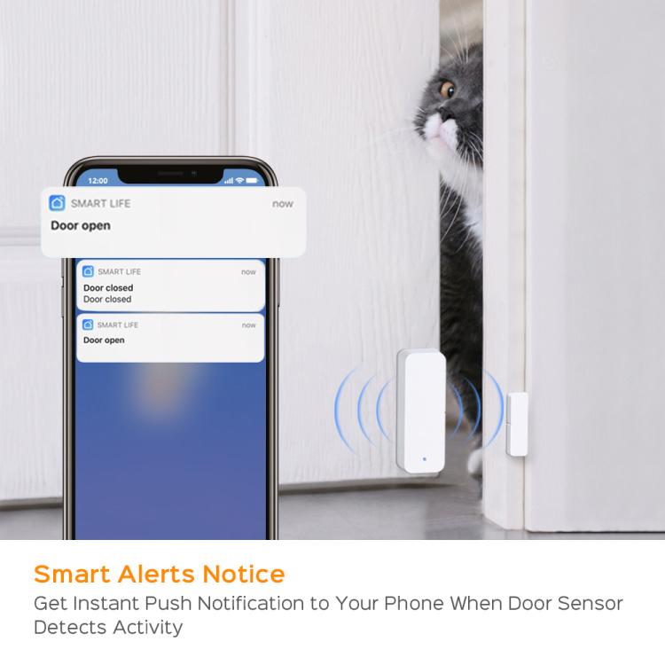 Tuya Smart Zigbee Door Window Contact Sensor