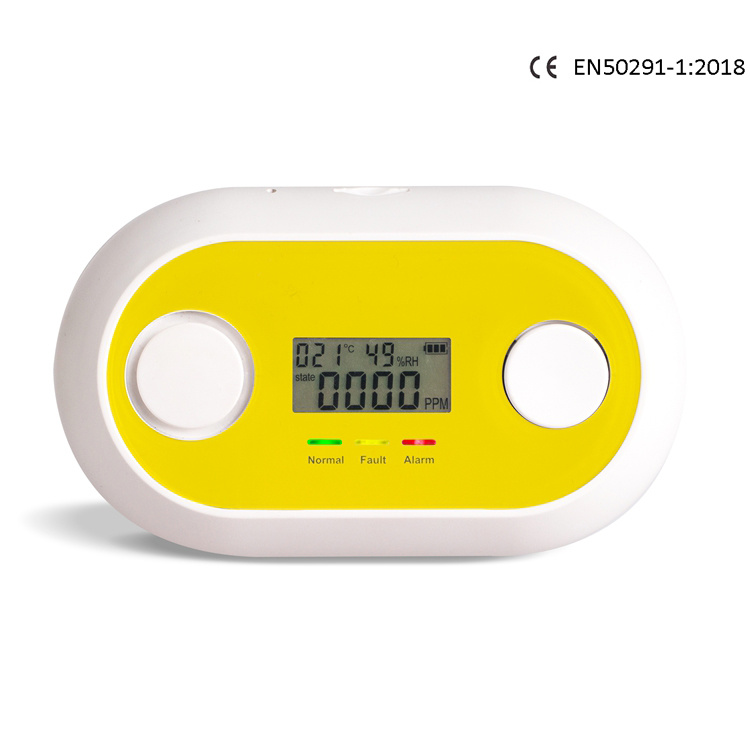 10 Years Wi-Fi Smart Carbon Monoxide Detector-CO1 Detector