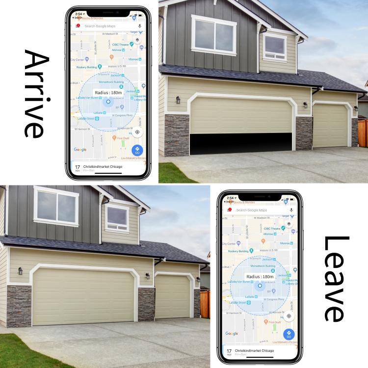 Smart Wifi Garage Door Opener