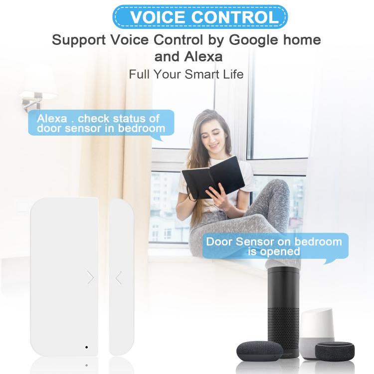 Smart Wi-Fi Door/Window Sensor
