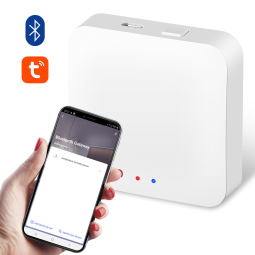 Smart Bluetooth 5.0 sig mesh gateway