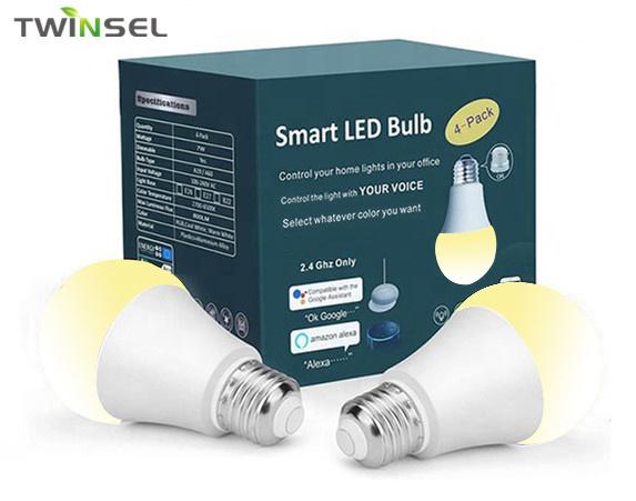 Smart Bulb A60E27 CW 14W