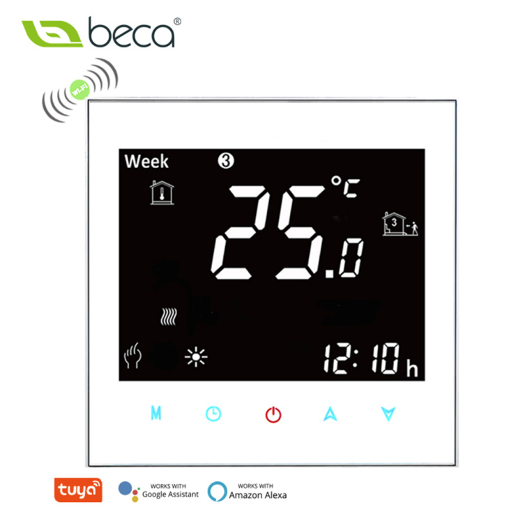 Tuya Smart Wireless WiFi Thermostat Thermostat Electric Heating Indoor Heating Thermostat