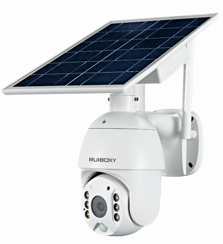 Low Power Wi-Fi Solar Camera