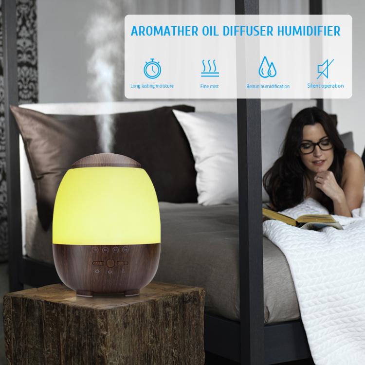 Smart Wi-Fi Aroma Diffuser
