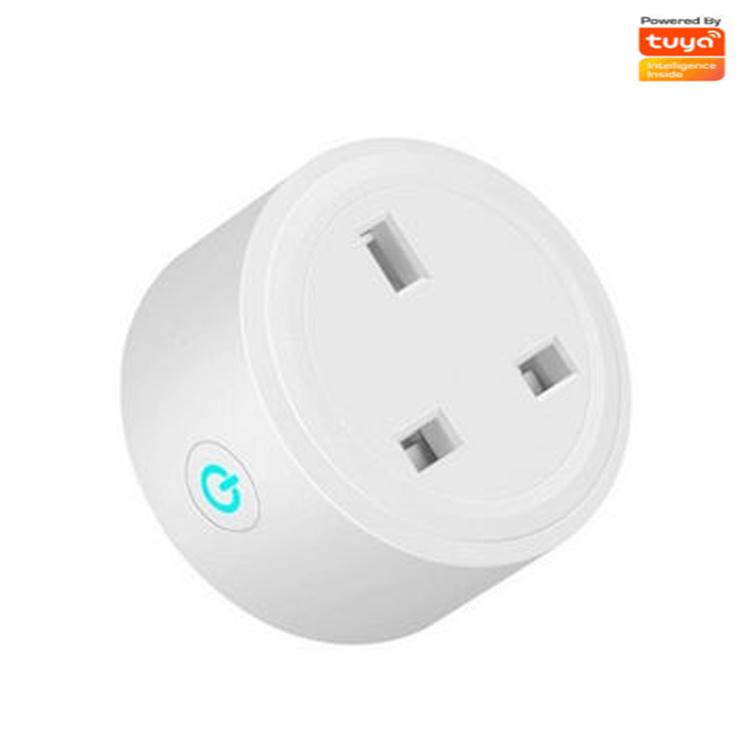 Wifi Smart Plug 13A UK 3 Pin Plug Mini Smart Socket Wifi Plug UK,Tuya
