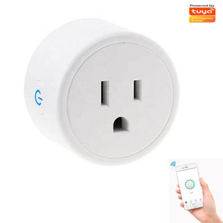 Tuya Smart US Mini Plug Works With Alexa And Google Home