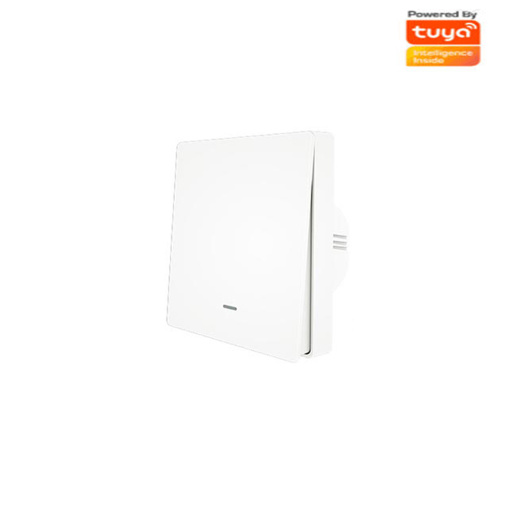Zigbee Mechanical Wall 1Gang Without Neutral Wire Switch Modern With High Quality,Tuya