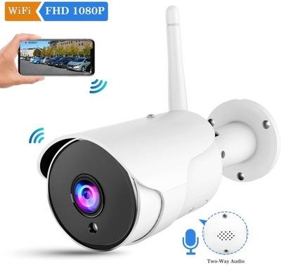 Surveillance  Camera Waterproof Bullet Outdoor  Camera  1080P with Night Version IP66