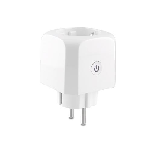 EU Standard BLE Gateway Smart Plug Socket
