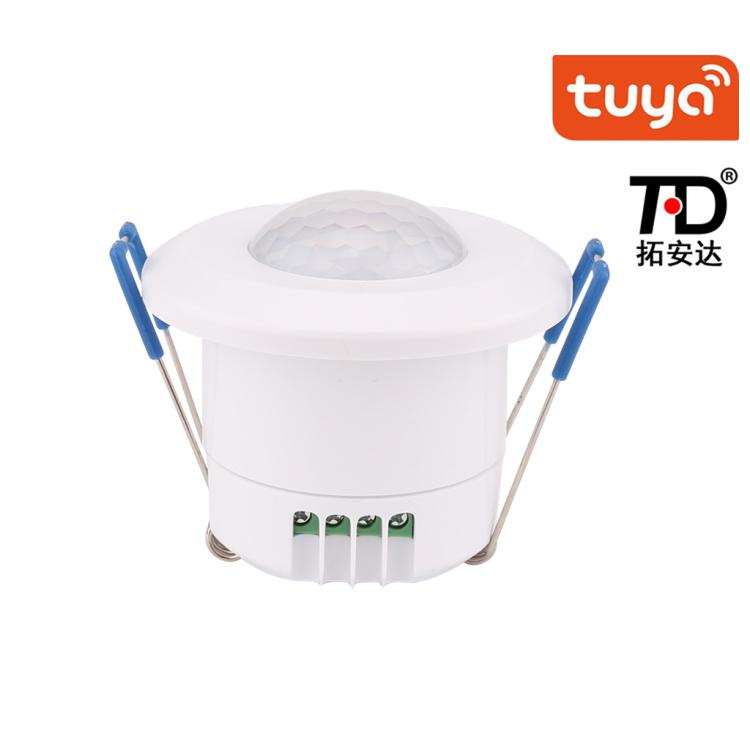 Tuya Smart Zigbee PIR Motion Sensor Detector/Working voltage: 220 V