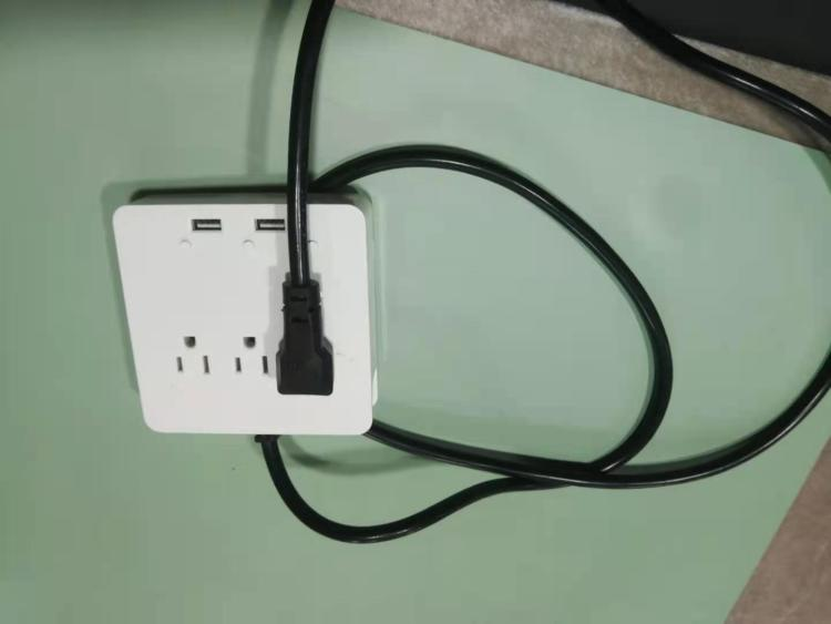 US UK EU South Africa French India Aus Brazil Italy Japanand All Country Smart Power Strip With 4 USB Port