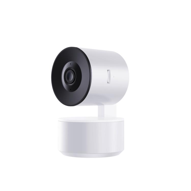 Security Camera Outdoor, WHALECAM 2K ProHD 2MP Pan Tilt Zoom 2.4G WiFi Home Smart Surveillance Camera Two-Way Audio PTZ