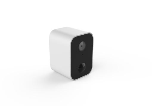 Smart Wireless Battery Camera with Basestation