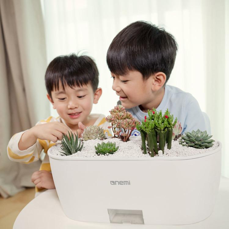 Intelligent Plant Growth Machine