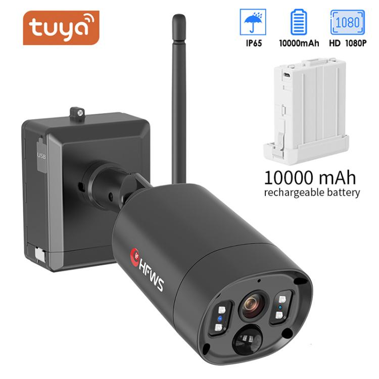 Smart Battery Camera 1080P